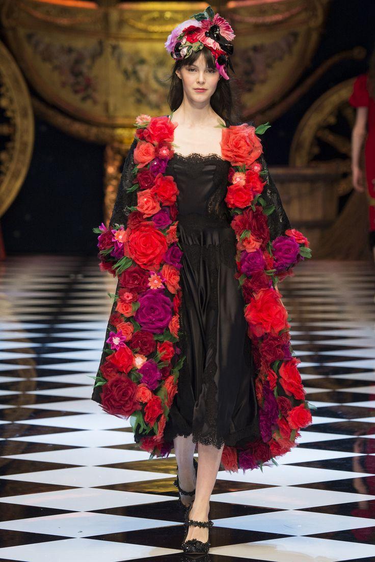 Dolce & Gabbana коллекция   Коллекции осень-зима 2016/2017   Милан   VOGUE