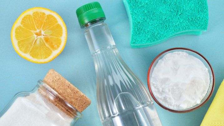How to Clean Everything With Just 3 All-Natural Cleaners - Baking soda, vinegar, and lemon juice...not just for cooking.