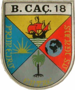 Batalhão de Caçadores 18 Moçambique