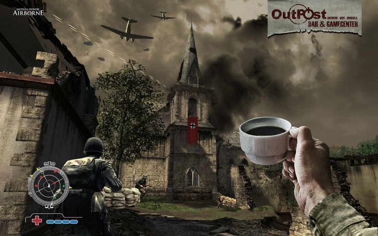Outpost:  Coffee