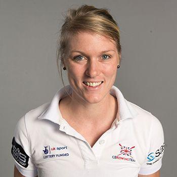 Zoe Lee - Rowing. Women's eight.