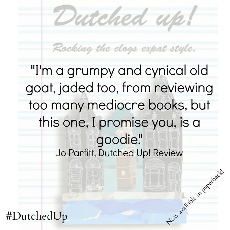 Expat Life With a Double Buggy: Dutched Up! Book Review: Jo Parfitt, She Say Yes!