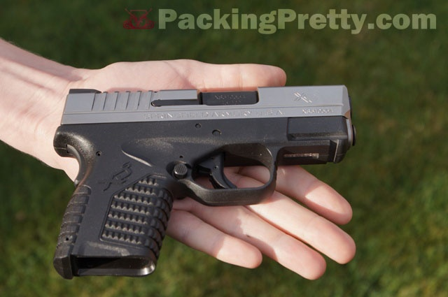 Springfield XDs Review!