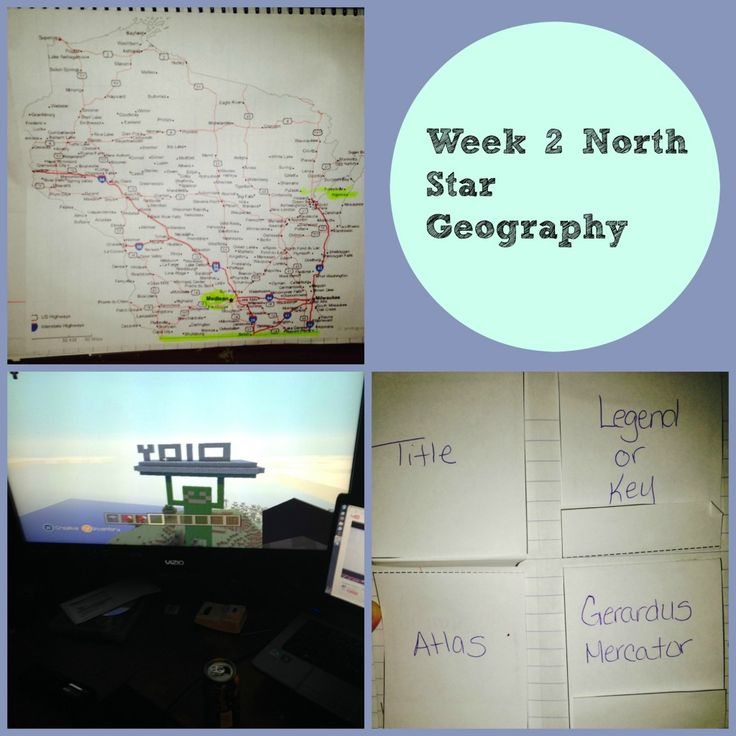Week 2 North Star Geography