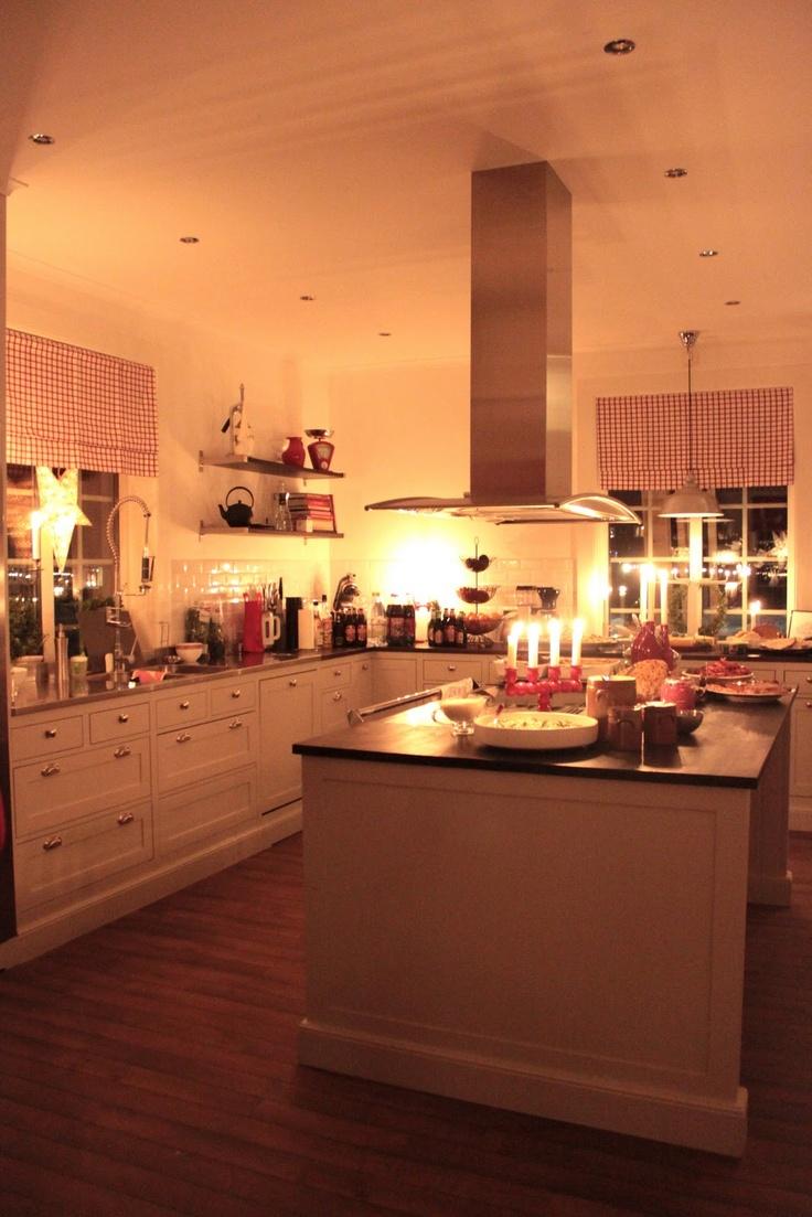 .vackert jul kök