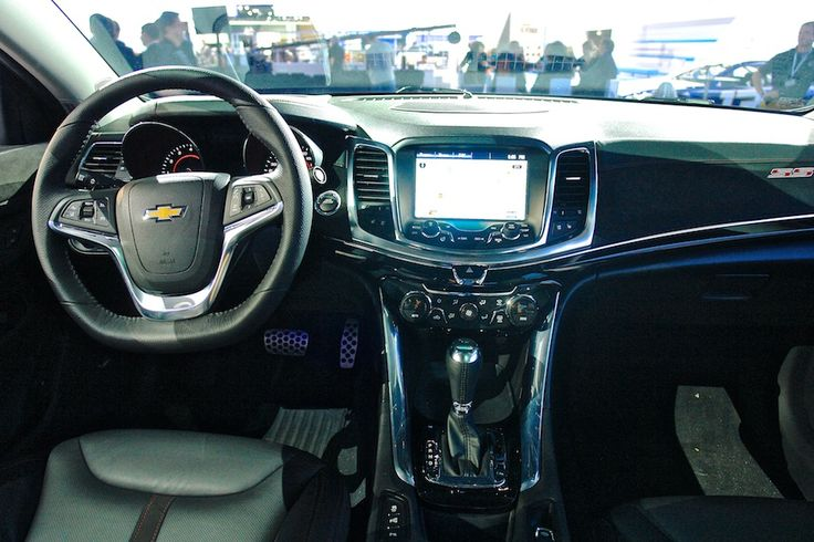 2015 Chevrolet SS top speed new