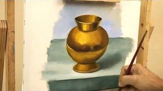 Como pintar um tacho de cobre - YouTube