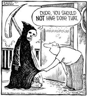 gallows humor | Morbid Humor in the Yahoo! Directory