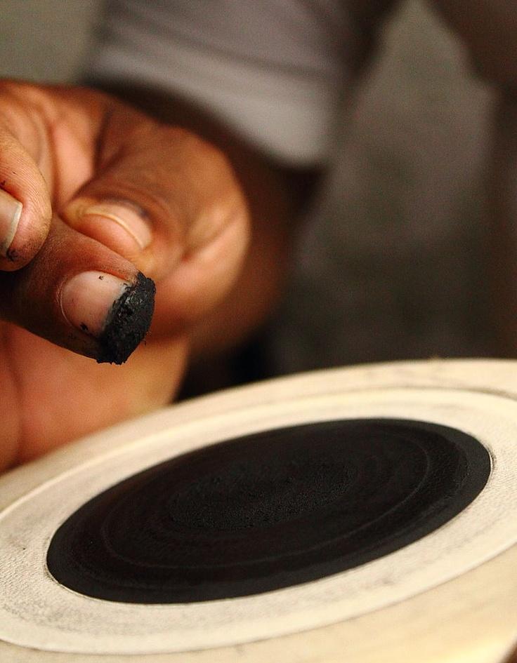 Mumbai Paused: Ustad Zakir Hussain's tabla maker. mumbaipaused.blog...