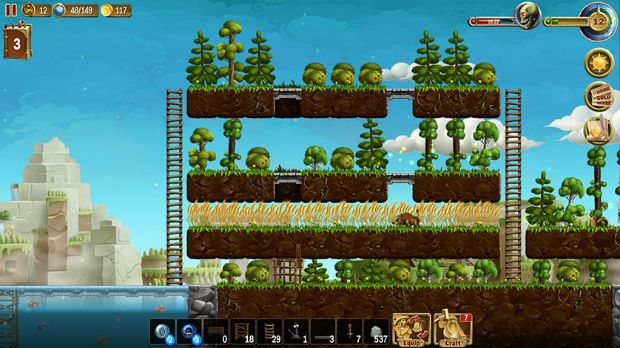 Craft The World Games Like Terraria For Android Pc Ios This Is One Of The Best Terraria Like Games Where You Can Enjoy In Simi World Crafts Stardew Valley