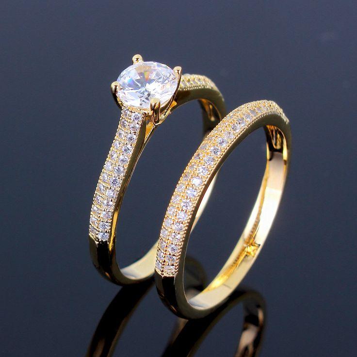 Anneaux de mariage: double anneau de mariage
