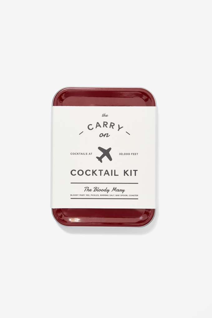 W&P Carry On Cocktail Kit - Bloody Mary - Gifts | Gifts | The High Roller | The Party Animal | All Gifts