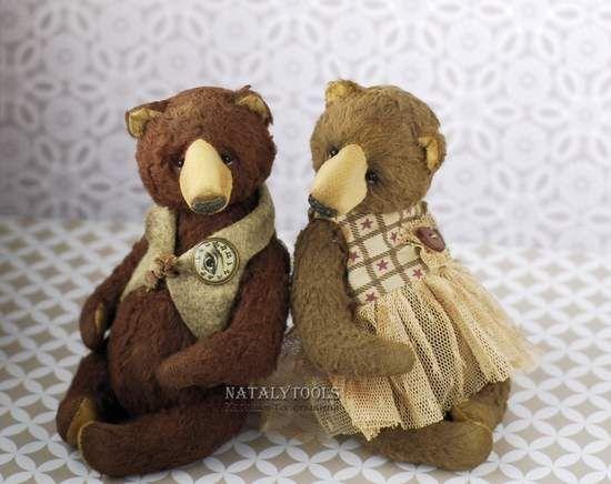 Udo and Uma By Natalia Tolstykina (NatalyTools)