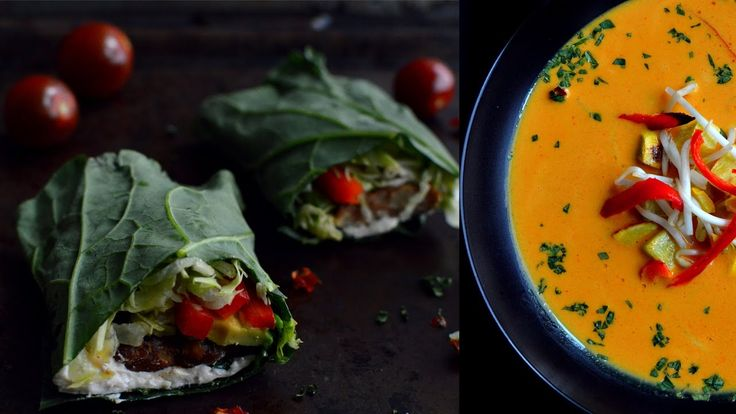 4 Vegan Low Carb Recipes (LCHF/Keto)