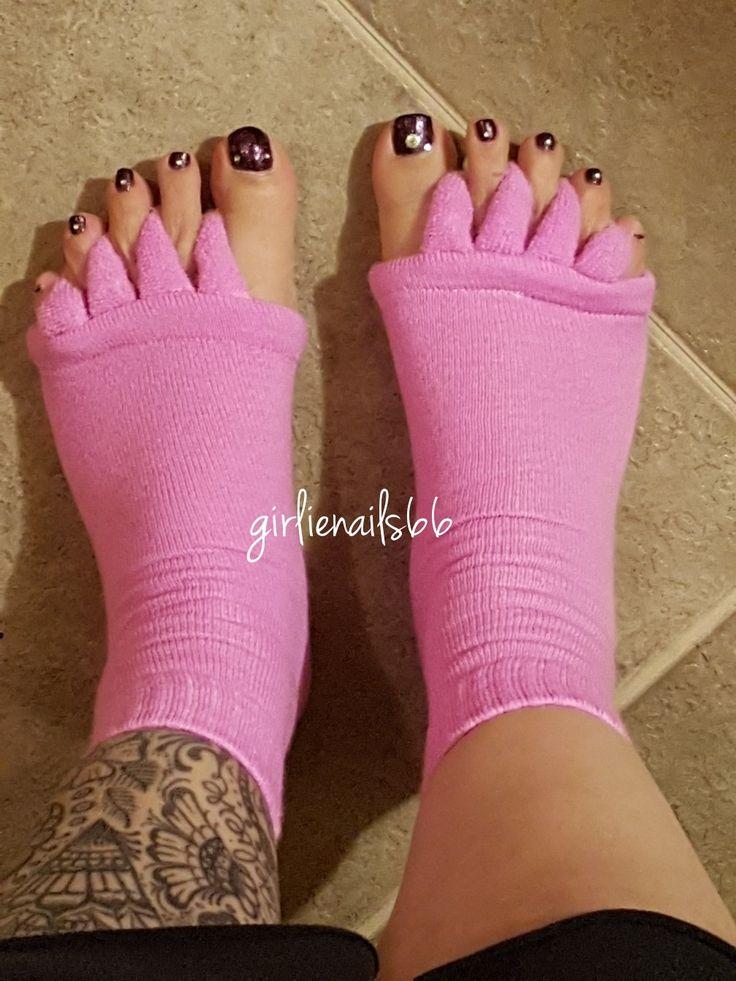 Pedi socks