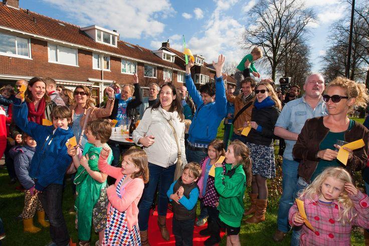 Ook de gemeente met de eerste energie neutrale wijk ter wereld doet mee aan het Klimaatstraatfeest!