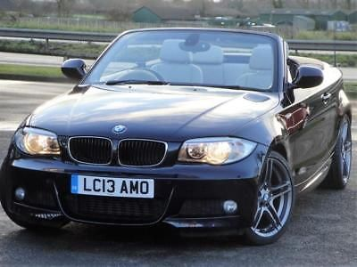 BMW 118d 2.0TD auto 2013MY Sport Plus Edition Convertible For Sale at Mastercars: £14,995.00 End Date: Saturday Mar-3-2018 11:01:17 GMT Add…
