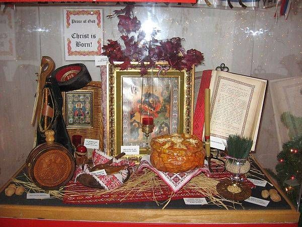 Russian Christmas Traditional Decorations : Best serbian ideas on recipes