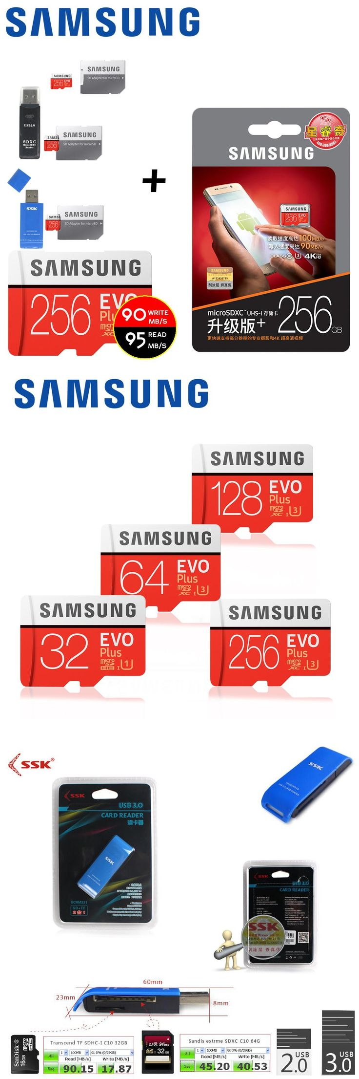 [Visit to Buy] SAMSUNG Micro SD Card 128GB 64gb 32gb 256gb 100Mb/s Class10 U3 Microsd Memory Card Flash TF Card for Phone with Mini SDHC SDXC #Advertisement