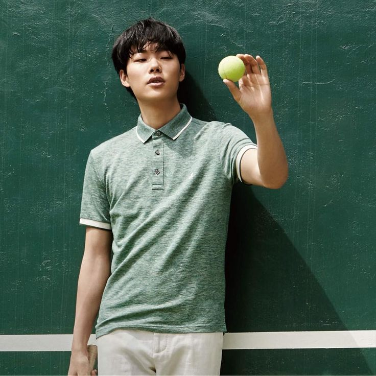 Ryu Jun Yeol for Beanpole 'Delight Heart'