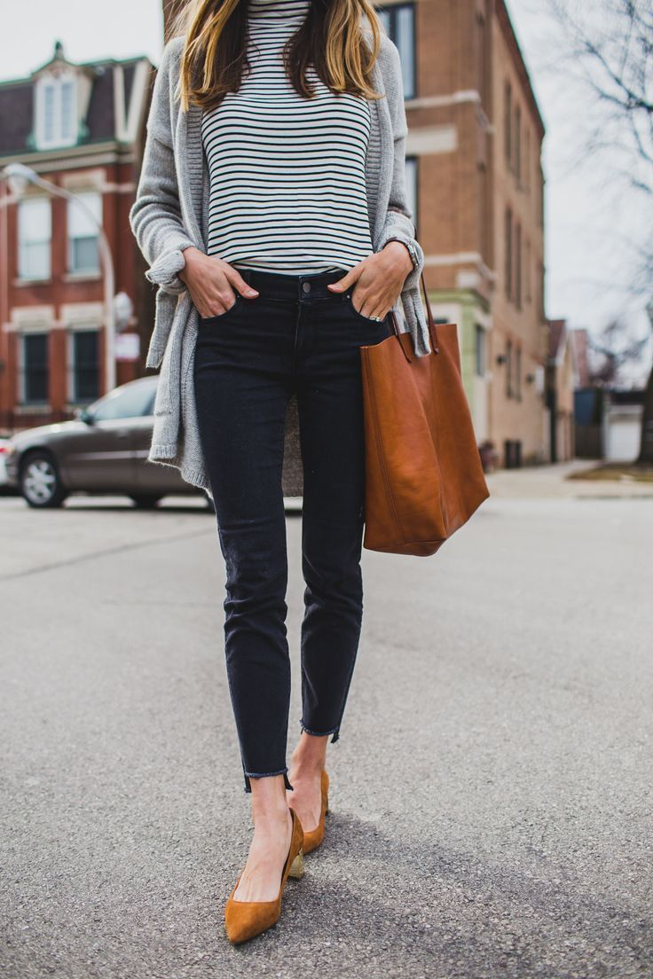 Neutrals Outfit with Ann Taylor