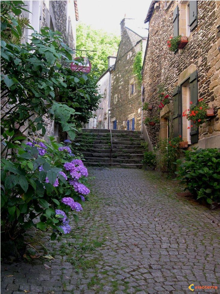 Rochefort, Bretagne |  Rochefort en Terre, Morbihan