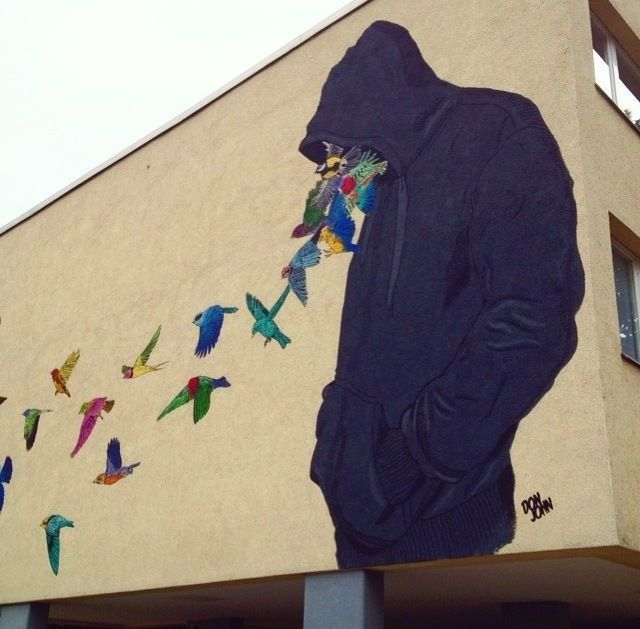 DON JOHN.. . #streetart