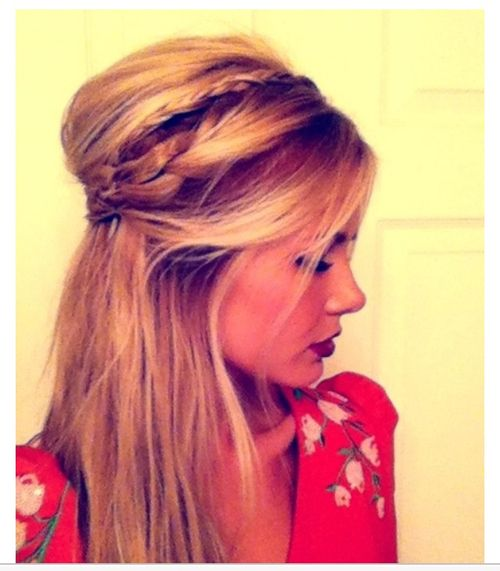 Amazing 1000 Images About Hairstyles To Try On Pinterest Her Hair The Short Hairstyles Gunalazisus