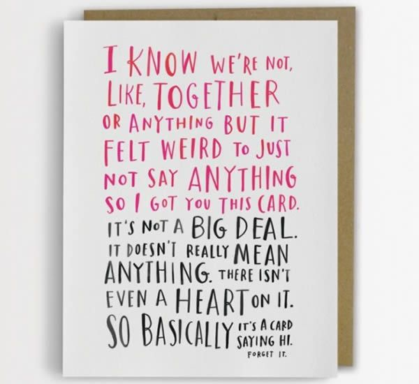 18 best Weird VD Cards images on Pinterest Valentine day cards - apology card messages