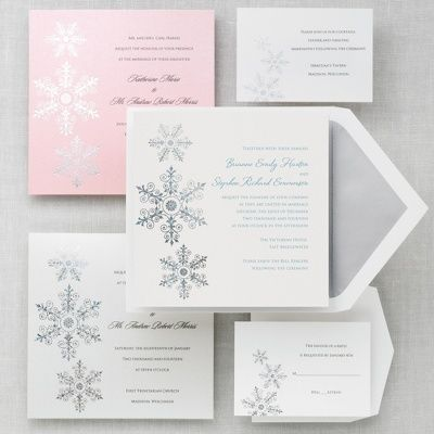 26 best snowflake invites images on pinterest invitations