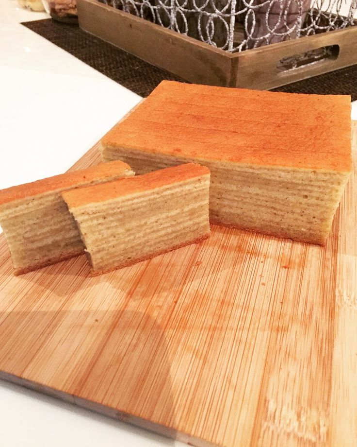 Baking Mom: Baumkuchen (German version Kek Lapis)