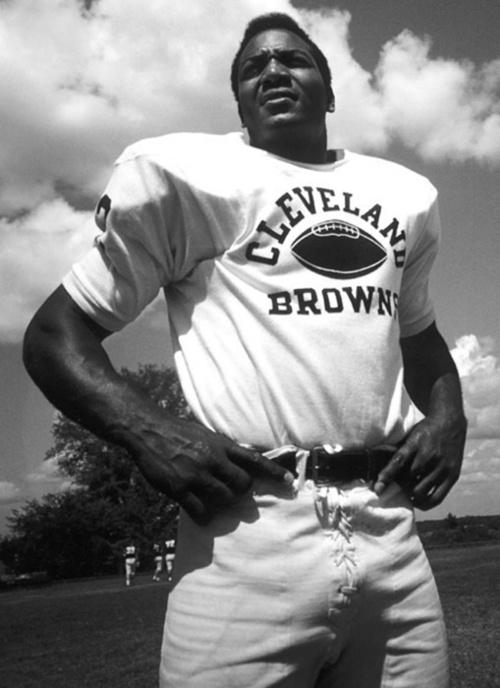Jim Brown / Cleveland Browns