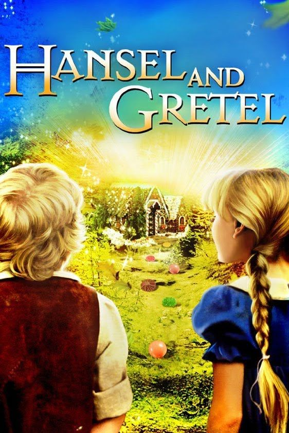 Hansel y Gretel ( La casita de Chocolate).