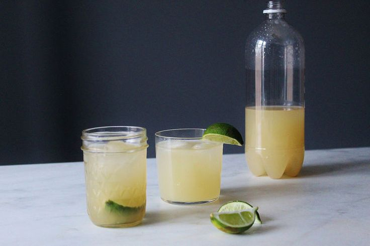 How to Make Homemade Alcoholic Ginger Beer on Food52: http://f52.co/1cYsC6F. #Food52