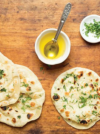 The easiest 3-step recipe to perfect Indian flatbread