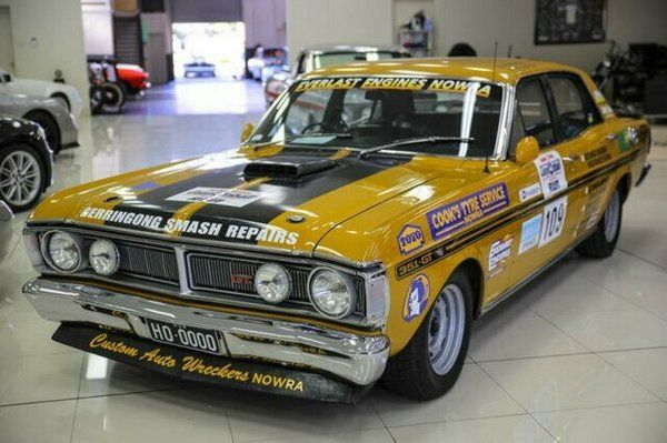 1970 FORD FALCON GT XY