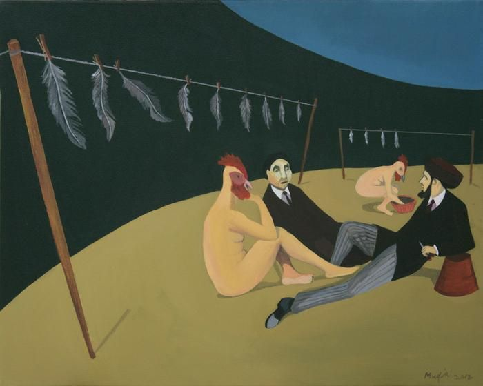 Laundry Day - SOLD