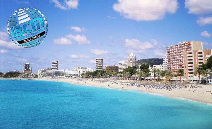 BCM Disco, Magaluf Beach. Mallorca.  WOW!!
