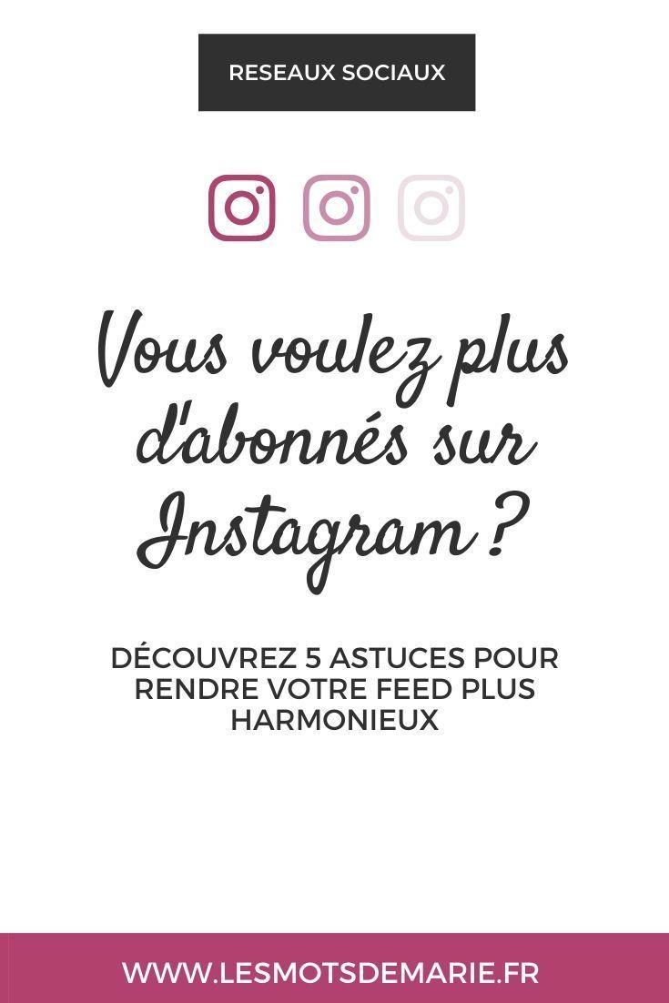 Comment Faire Pour Avoir Des Abonn駸 Sur Instagram