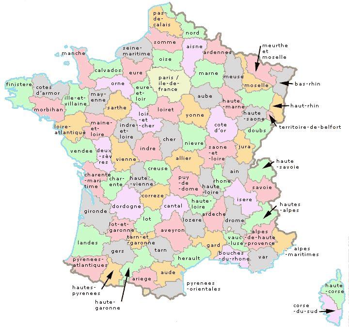 The 25 best France map ideas on Pinterest  Francia paris Paris