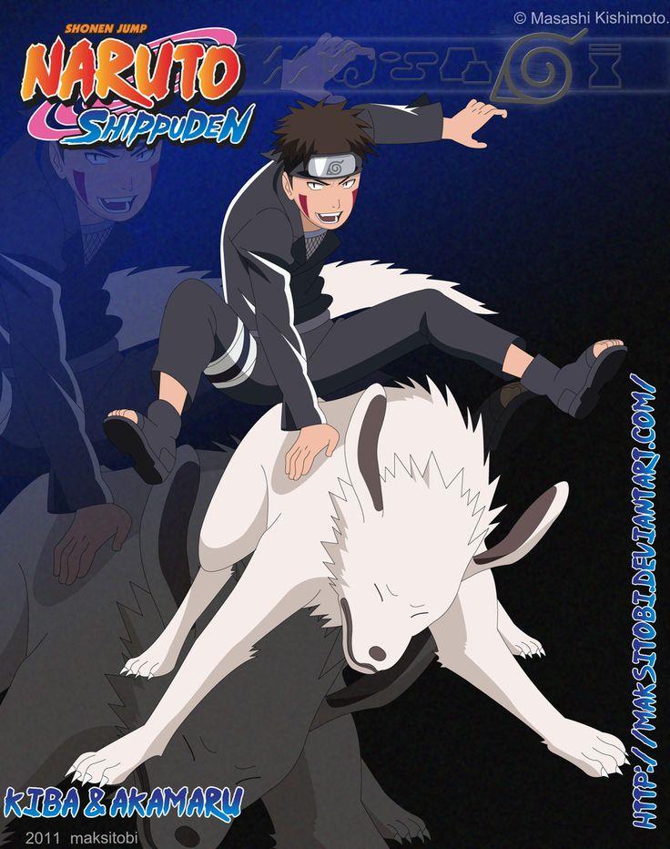 Naruto Kiba Inuzuka Naruto World