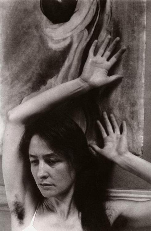Georgia O'Keeffe, (1887-1986) , peintre américaine