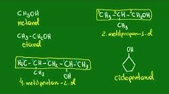 Álcoois e nomenclatura - Química Orgânica - Química - YouTube