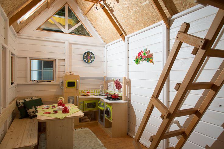 Interior casita modelo Florida, cedida por el Hotel Cavallino Bianco.
