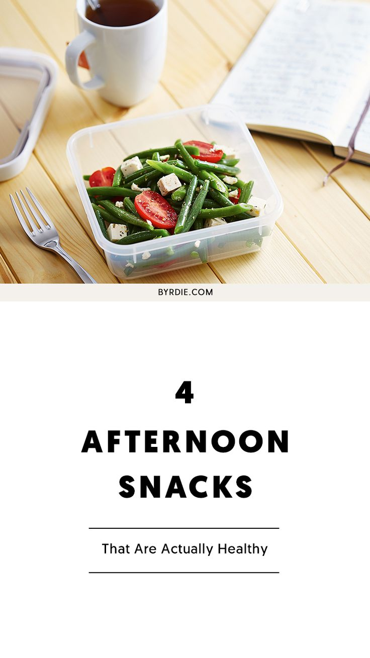 The best healthy snack options / lifestyle tips