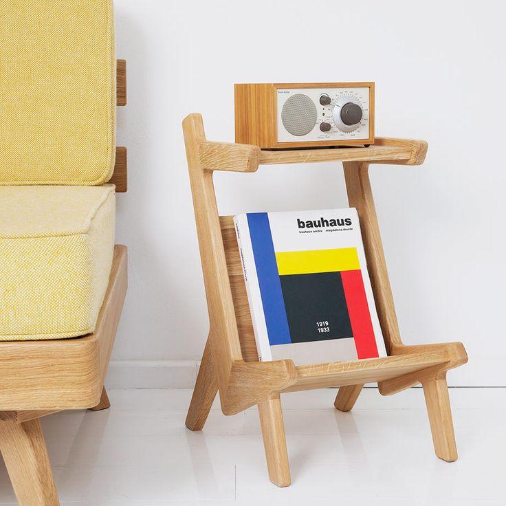 Meubles En Bois : Minimalistische Möbel In Solidem Stil Von The Hansen  Family
