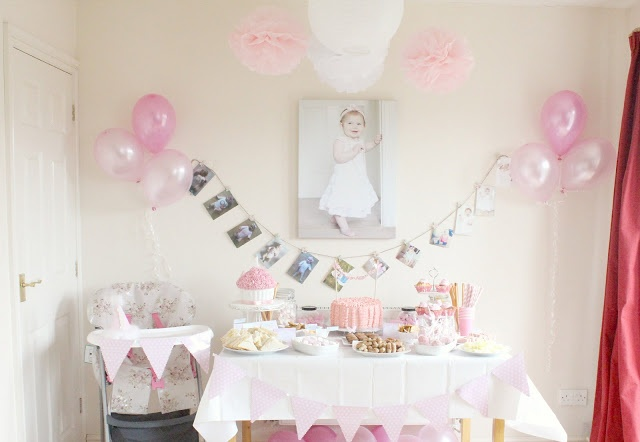 Oh So Amelia | Pregnancy, Baby & Parenting: First Birthday Party & Decor: Vintage Princess Inspired
