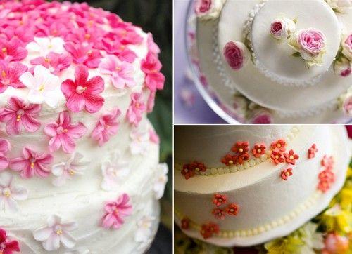 17 migliori immagini su decorazioni per un dolce pi bello - Decorazioni torte con glassa ...