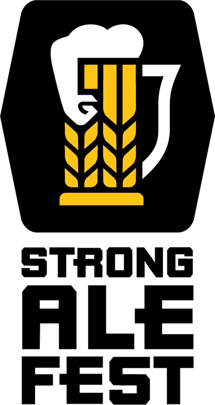 Wichita Strong Ale Fest 2010 Logo #branding #event #food #beer