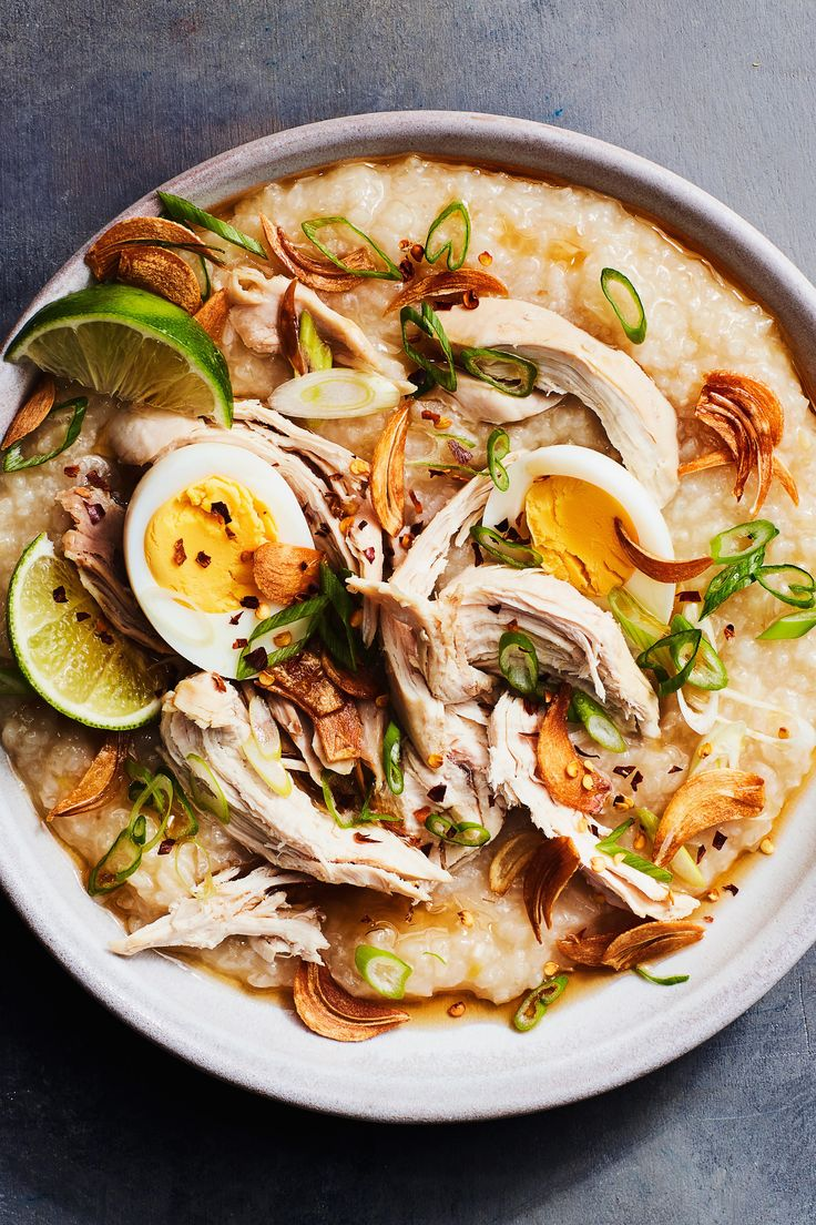 How to Make Arroz Caldo, the Philippine's Famous Chicken and Rice Soup   Epicurious